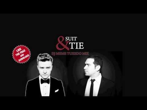 JUSTIN TIMBERLAKE - SUIT & TIE (DJ MEME TUXEDO REMIX)