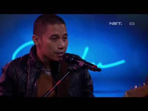 The Rain - Terlatih Patah Hati ( Live at Sarah Sechan )