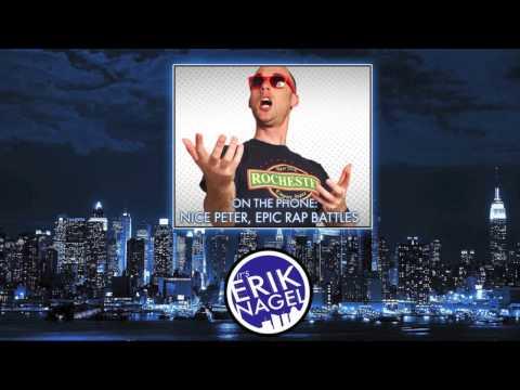 Nice Peter of 'Epic Rap Battles Of History' [05/22/2015]