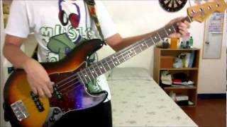ARE YOU IN? - Incubus (Bass Cover)
