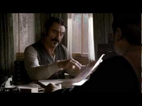 Al Swearengen - Season 1 (Deadwood)