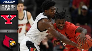 Youngstown vs. Louisville Condensed Game | 2019-20 ACC Men's Basketball