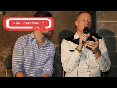 Macklemore & Ryan Lewis Talk About Their Nike & Vans Shoes & Balcony Dives. Full Chat Here