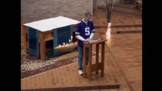 Daily Chapel, December 1st, 2016