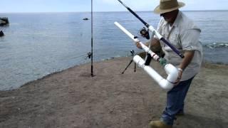 Bait Launcher-  The Kracken