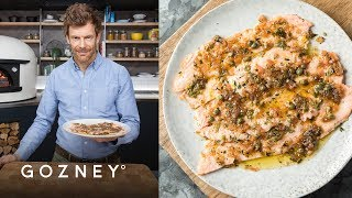 Baked Salmon with Brown Butter and Caper Sauce | Guest Chef: Tom Aikens