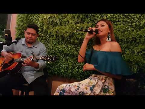 Kyryll Queenie Ugdiman Singing Ang Huling El Bimbo  Miss Teens Iloilo 2017 dinner
