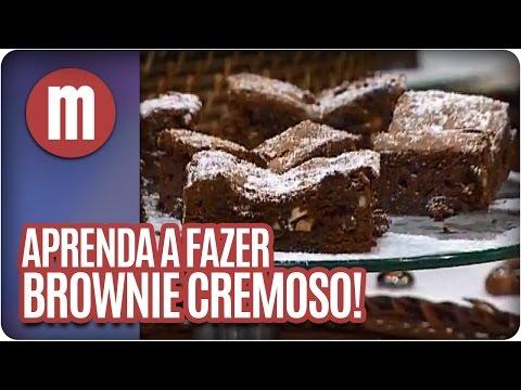 Mulheres - Brownie Cremoso (04/05/16)