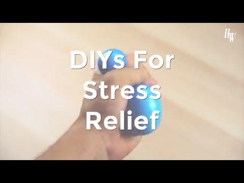 DIYs For Stress Relief