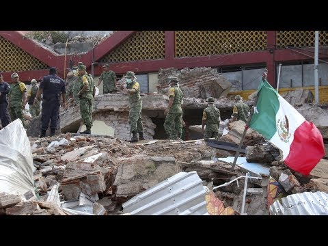 TERREMOTO HORRIBLE 7.5 MEXICO 🔴 En Directo