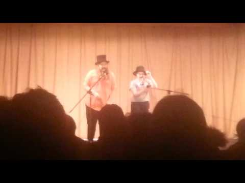 Green street School Talent show act 7