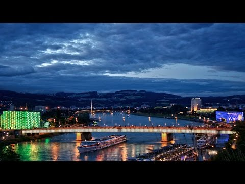 Visit Linz - Experience The European Capital Of Culture 2009
