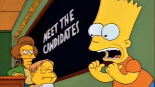 The Simpsons: Martin Becomes Class President thumbnail
