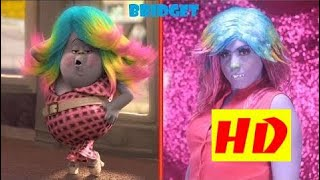 Trolls Real Life Characters New