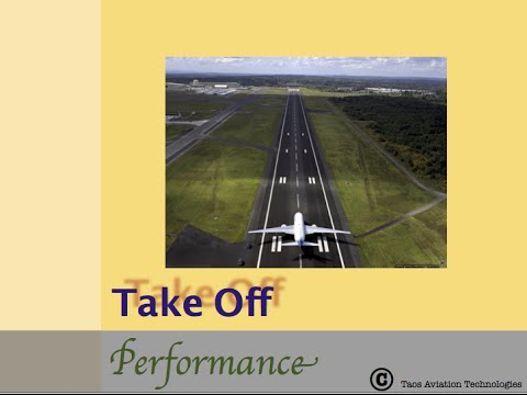 Aircraft Performance (4): Take Off