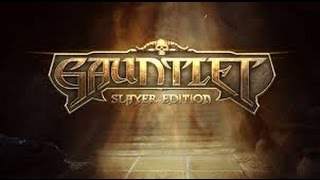Gauntlet slayer edition ps4 gameplay review multiplayer
