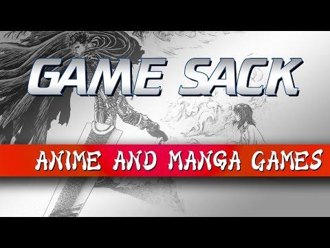 Anime and Manga Games - Game Sack