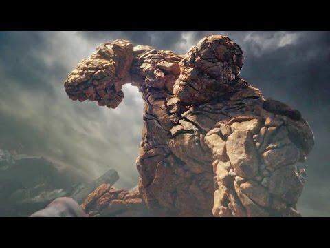 Fantastic Four | official trailer #2 US (2015) Marvel