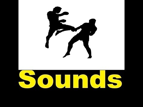 Fight Sound Effects All Sounds