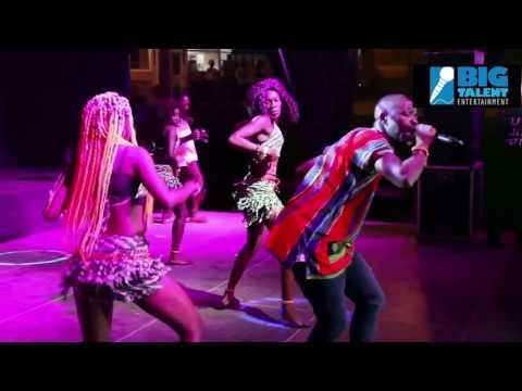 Eddy Kenzo Live in Senegal Dakar