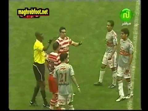 1/16 de finale CL africaine : Club africain 4 - Zamalek 2