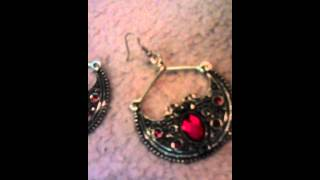 My earings collection Thumbnail