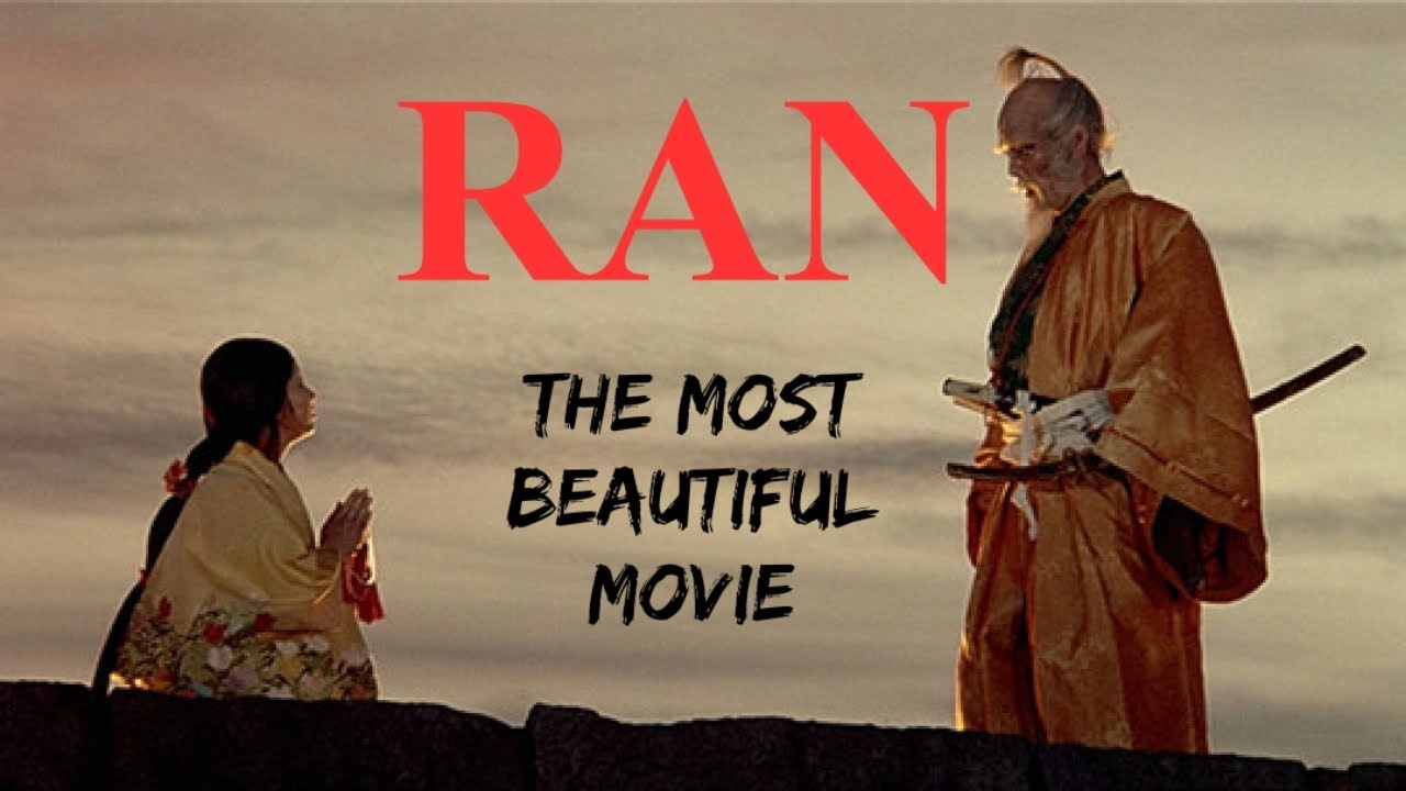 Download Ran: The Most Beautiful Movie Ever Filmed