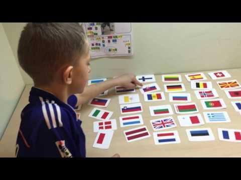 Знает все флаги Европы Лиходиевский Ярослав