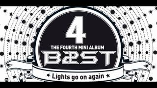 BEAST \ B2ST - 비스트 -  LIGHTS GO ON AGAIN  - TRACK #5  - I'M SORRY - AUDIO [HD]