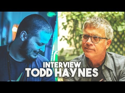 TODD HAYNES (Interview - Le Musée des Merveilles)