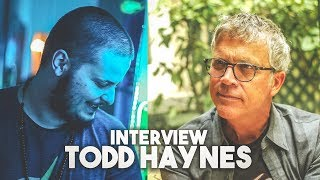 TODD HAYNES (Interview - Le Musée des Merveilles / Wonderstruck)