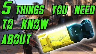 Fallout 4 Fusion Cores - 5 things you need to know