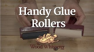 229 - Handy Glue Rollers