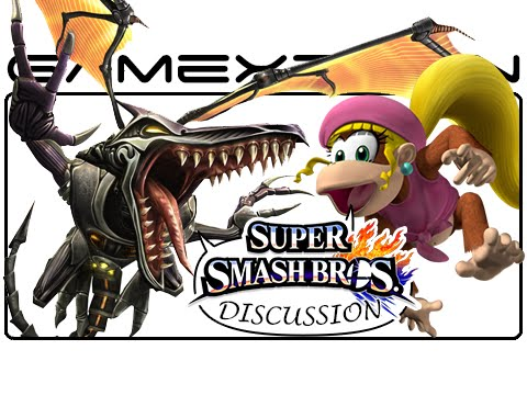 Smash Bros - Rumored Wii U Characters & Stages Discussion (Ridley, Mewtwo, Dixie, & Impa)