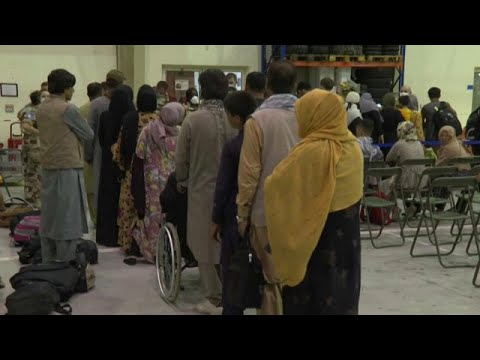 El dolor y esperanza de los refugiados afganos acogidos en Lyon