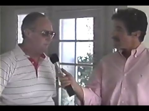 Manson Buff Bill Nelson interview and Walkthrough of LaBianca House with Geraldo
