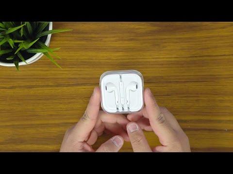 Cheap Apple EarPods - Is It Genuine?   Unboxing & Quick Look