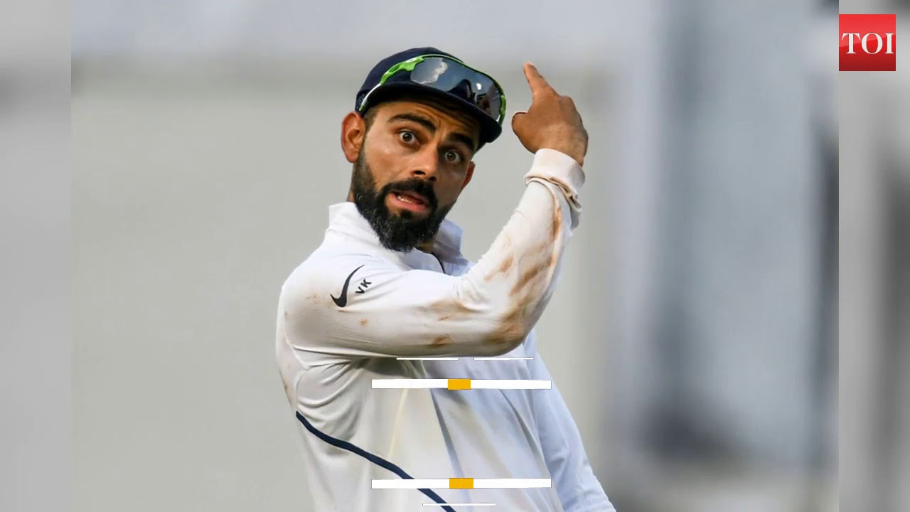 Virat Kohli second Indian captain to lead team in 50 Tests