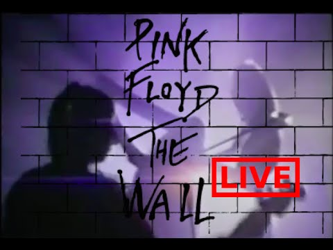 Pink Floyd- Another Brick in the wall parts 1,2,3 Live