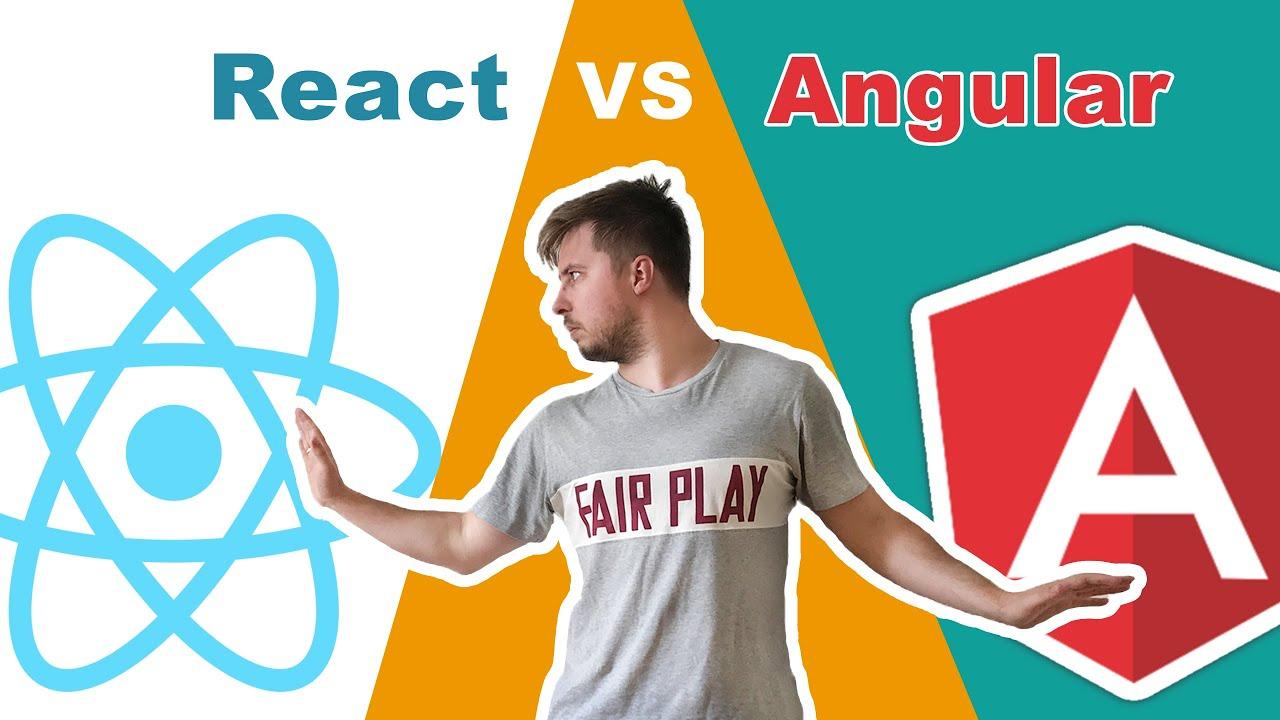 ReactJs vs Angular 10 in 2020 – Comparing CRA & Angular CLI