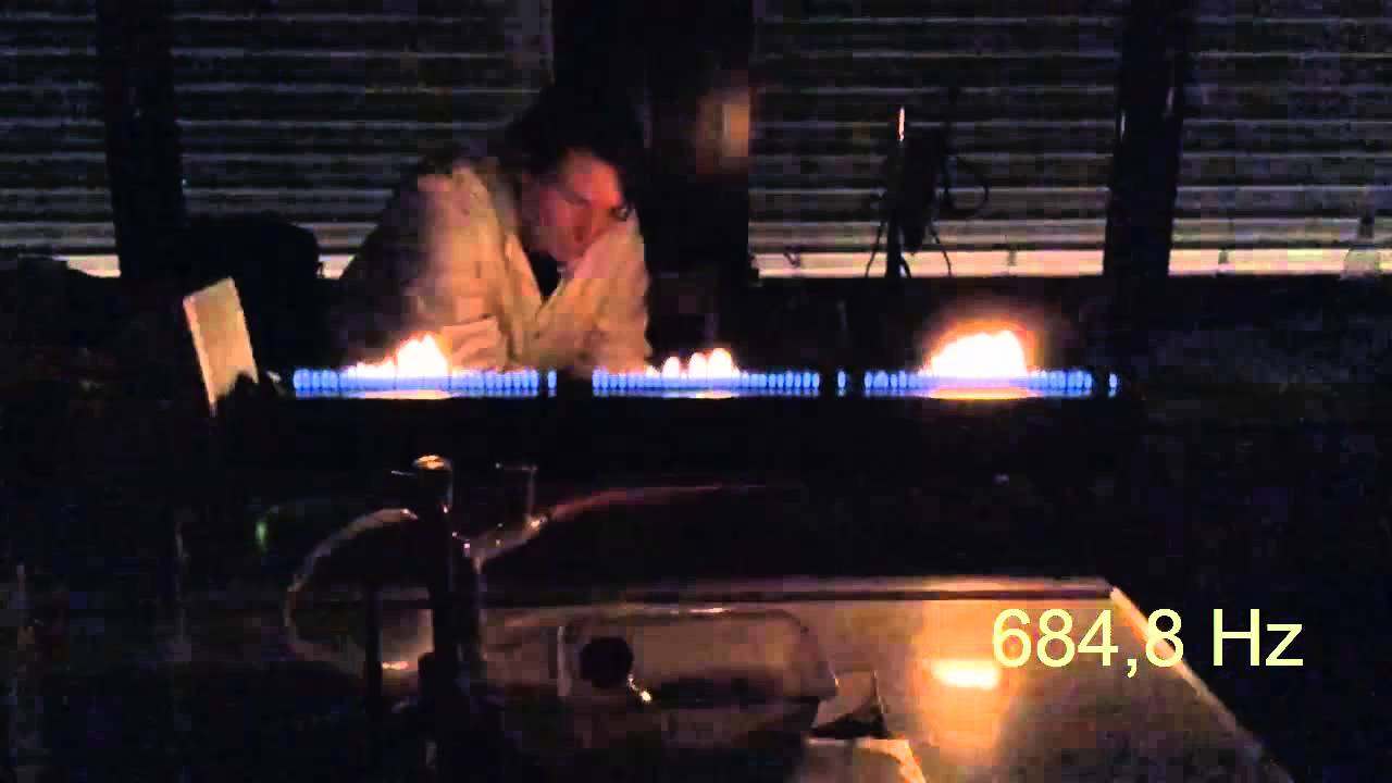 Rubenssches Flammenrohr