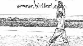 Neil Patel - Chi Kri Yoga - The Warrior Sequence (in Goa)