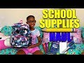 Back To School Supplies 2019 HAUL | KJ Takeover