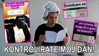 FANOVI KONTROLIRAJU MOJ DAN | Doris Stanković
