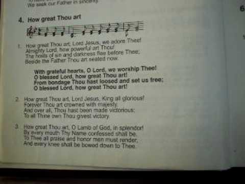hinos ccb cantados em ingles