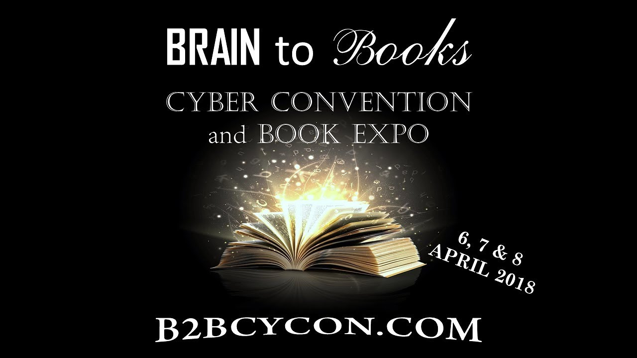 Brain to Books Cyber Convention and Book Expo – Friends