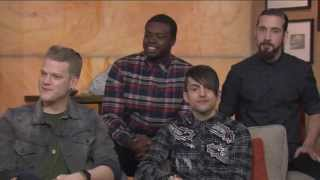 Pentatonix shoots for the number 1 spot on charts