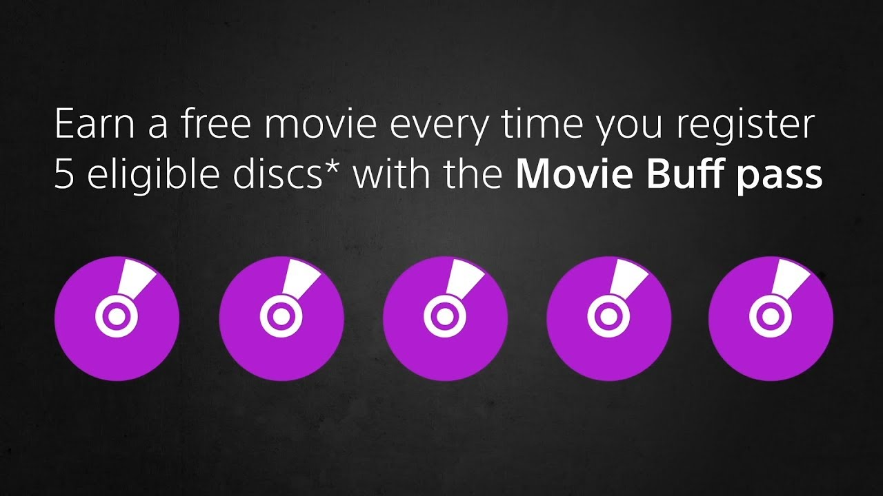 All About the Sony Rewards Movie Buff Pass