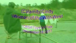 ORSA Woman Shoots Toys for Tots - November 2017