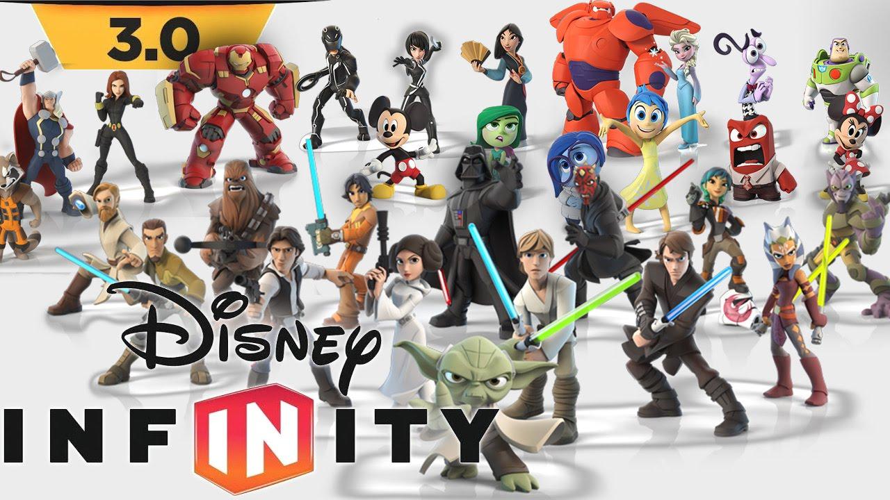 disney infinity 3.0 character deals